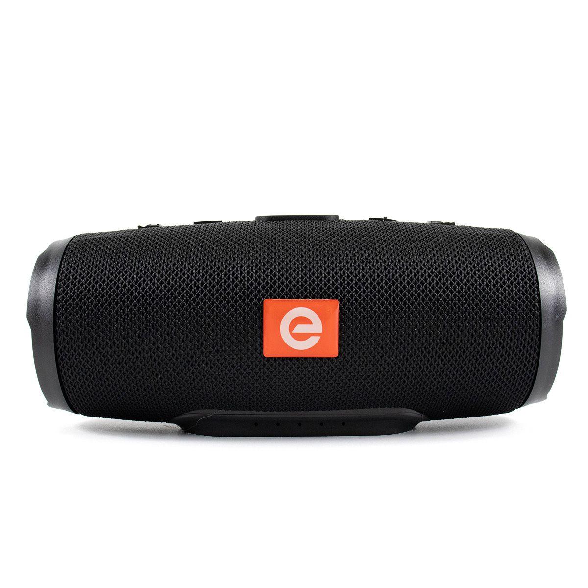 Caixa de Som Bluetooth Portátil Multimídia 6 Watts Rms Exbom CS-M35BT