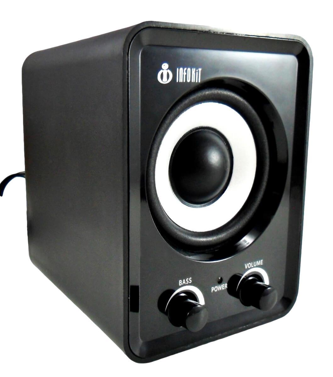 Caixa de Som com Subwoofer 2.1 11 Watts Rms Infokit VC-G200