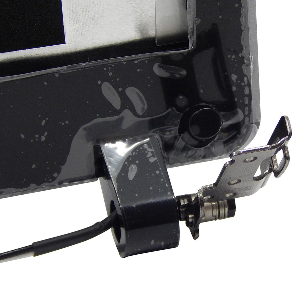 Carcaça Tampa da Tela com Moldura e Dobradiças para Notebook ACER V5-123 - Nova