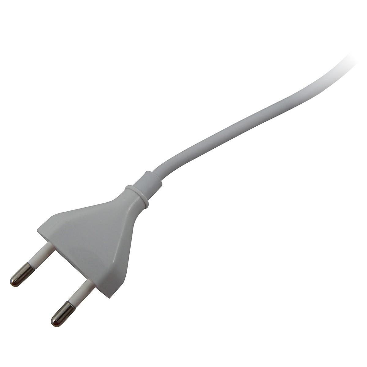 Carregador Hub USB 4 Portas c/ Cabo 1,5M Tomada 15w 5v 3a
