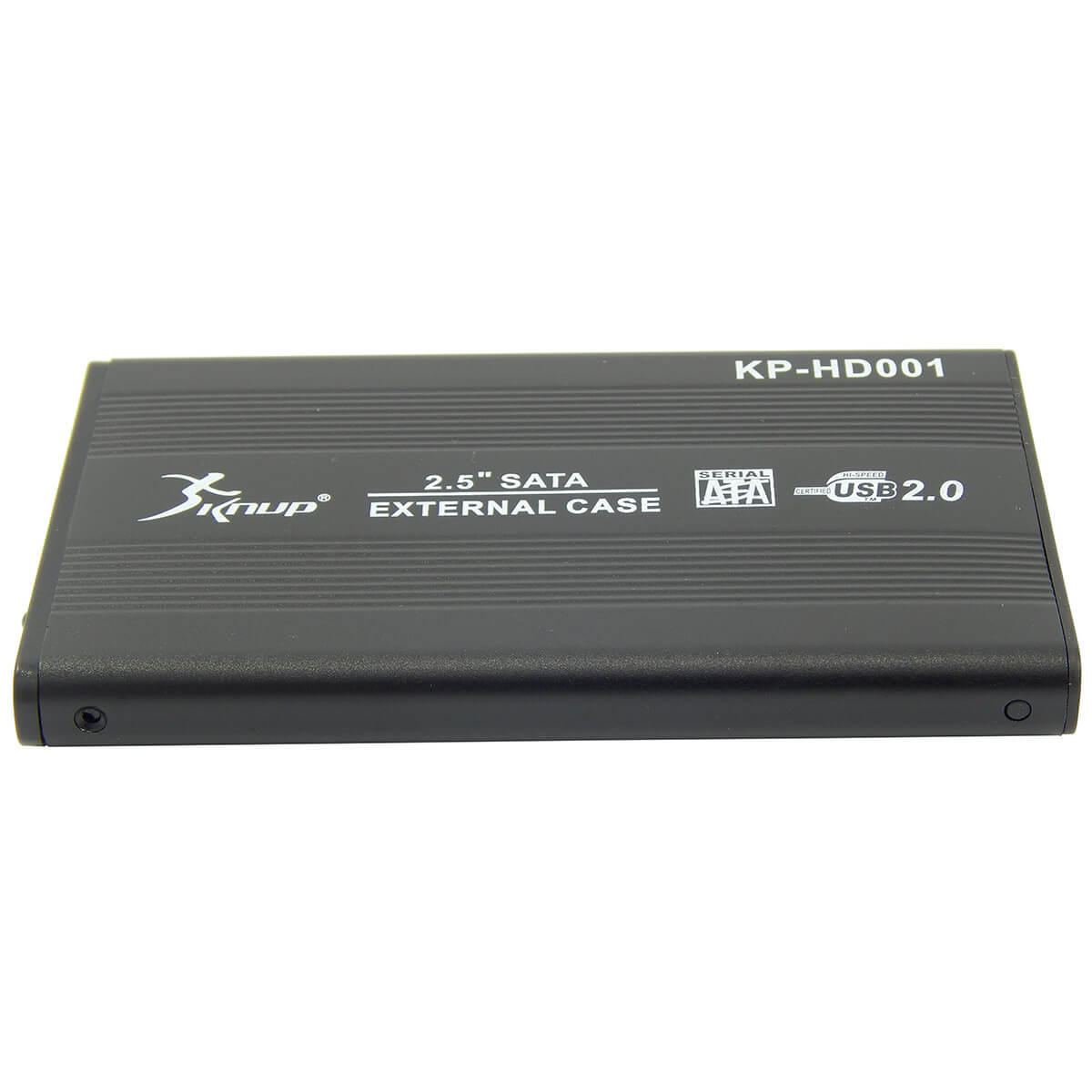 "Case USB 2.0 para HD SATA 2,5"" (HD de Notebook) Knup KP-HD001"