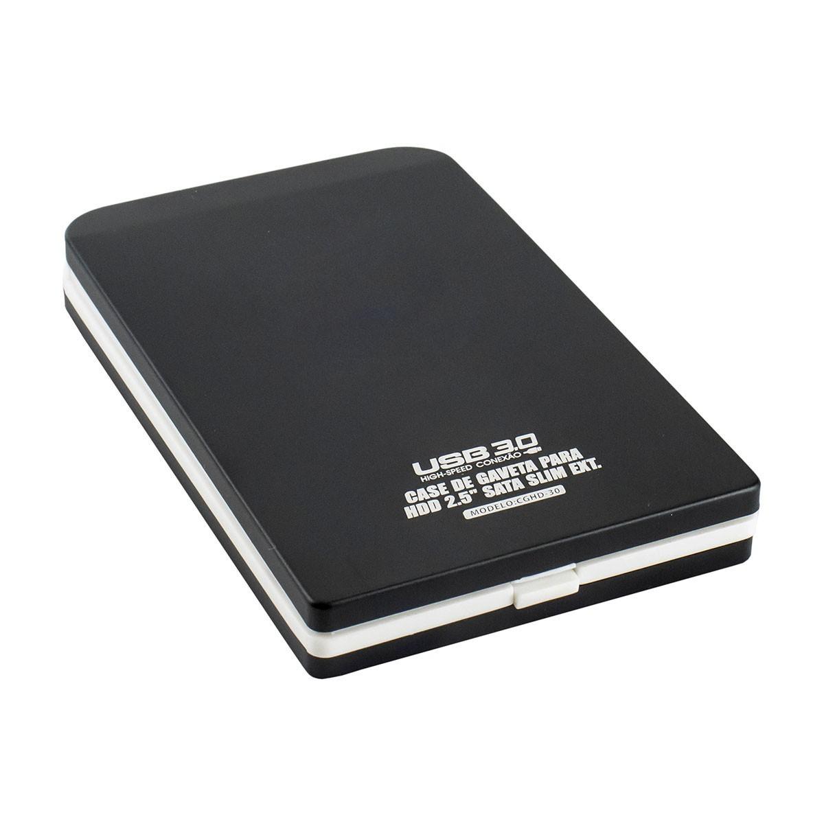 Case para HD de Notebook 2,5