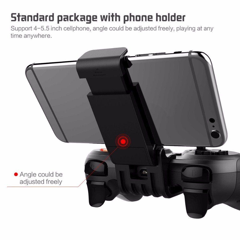 Controle Bluetooth Ipega 9078 para Celular Tablet PC