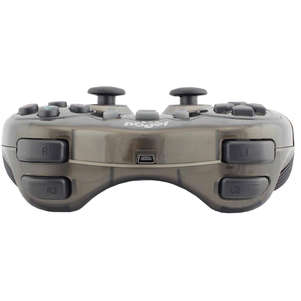Controle Sem Fio Video Game 4 em 1 com Bateria Infokit JP-S310Li