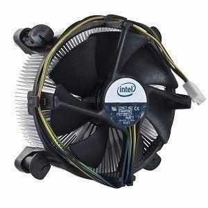Cooler Intel c/ Travas p/ Processador Intel 775 - Usado