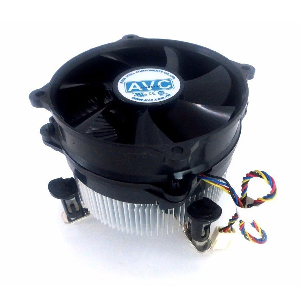 Cooler p/ Processador Intel 775 AVC Redondo