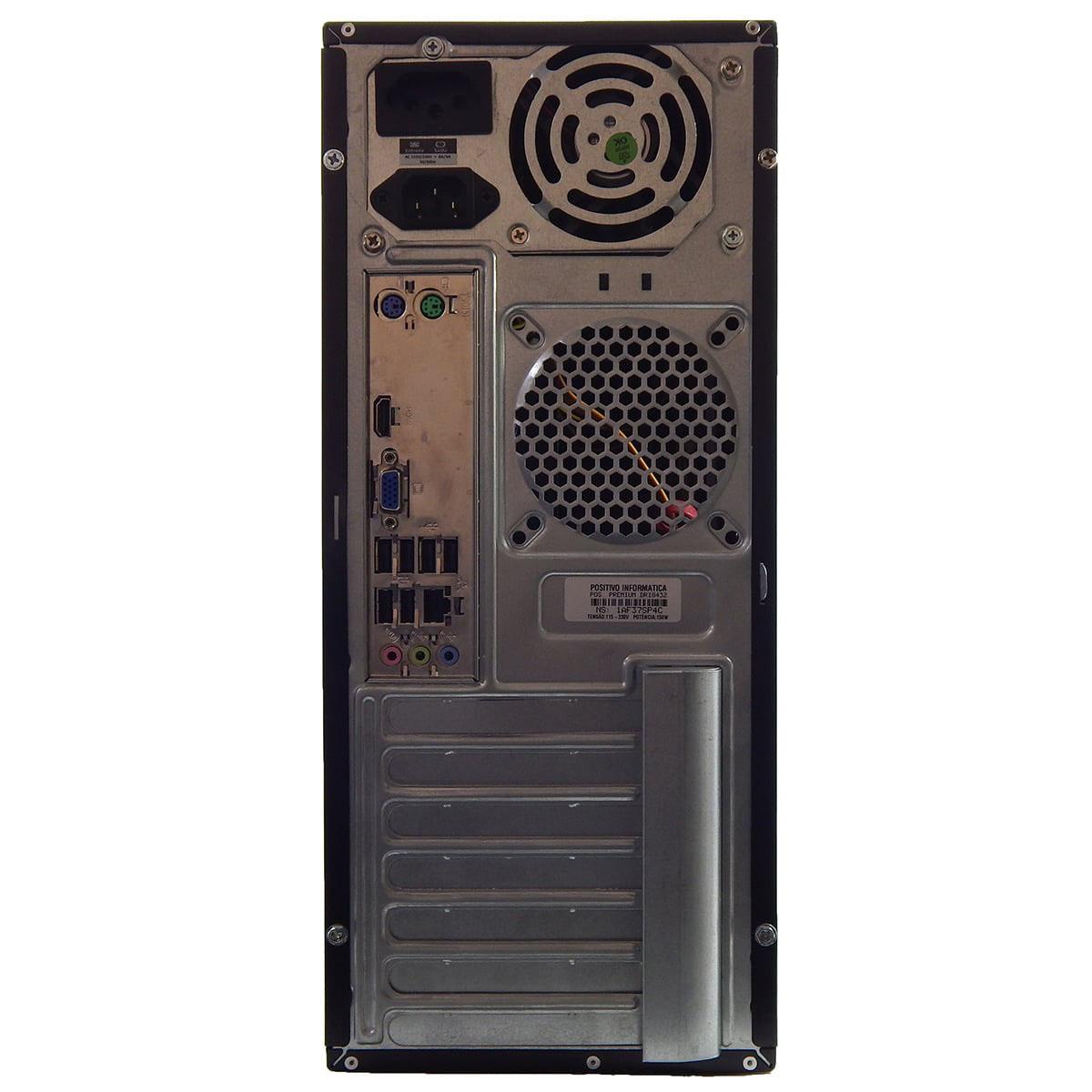 Desktop Positivo Premium DR9432  Core I3-3220 - 4Gb -1Tb HD - Reembalado