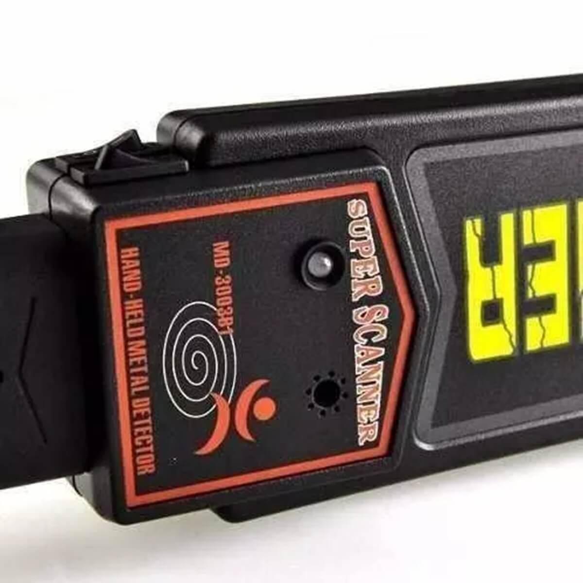 Detector de Metais Portatil OQ201