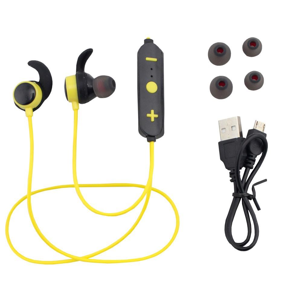 Fone de Ouvido Bluetooth V4.2 AMW-50 com Microfone
