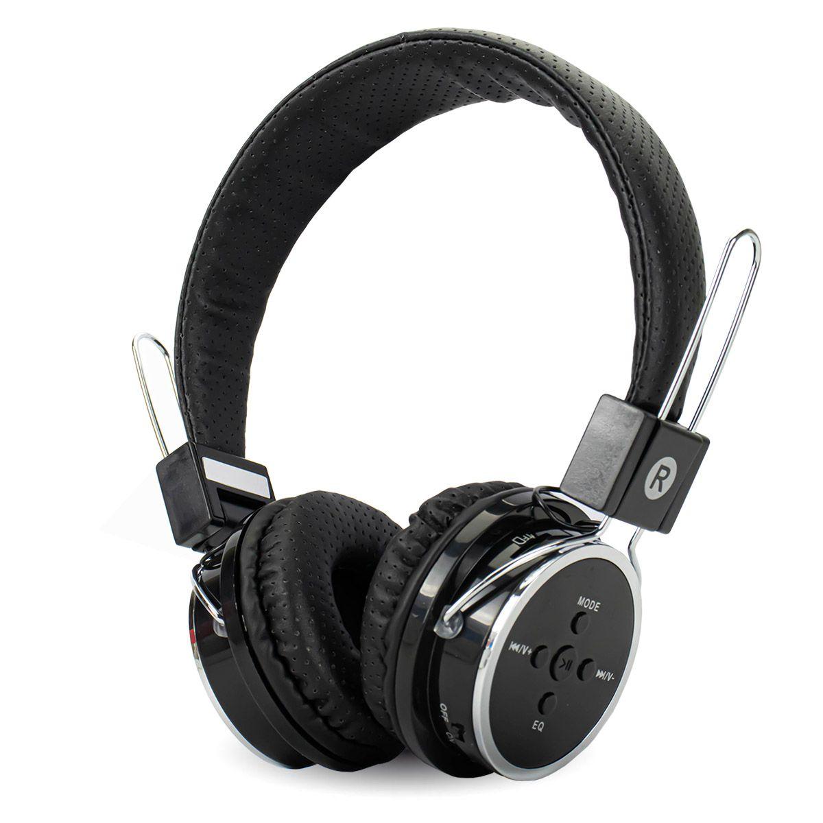 Fone de Ouvido Headphone Bluetooth Knup KP-367
