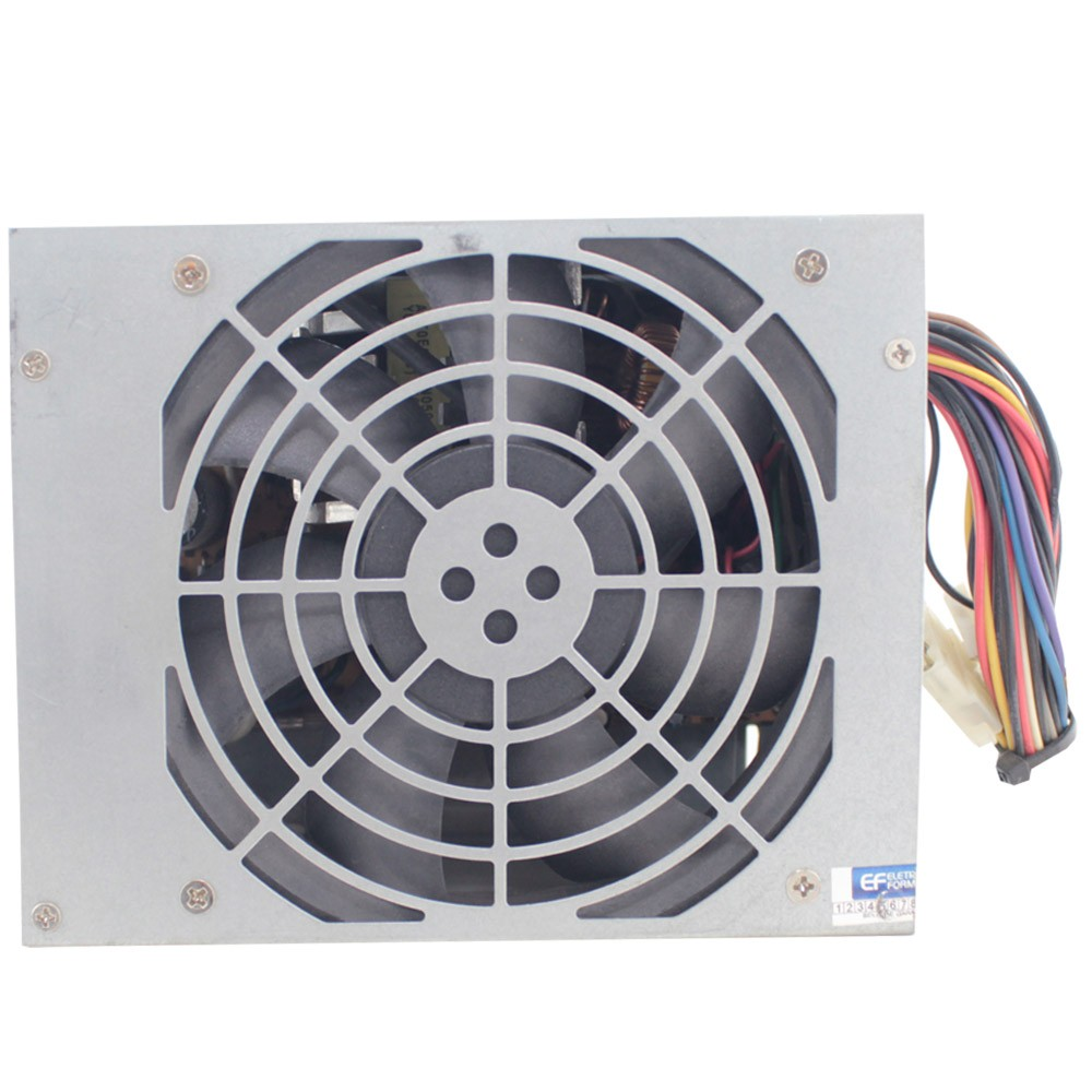 Fonte Atx 350 Watts 24 Pinos 3 Ide 1 Sata  Advanced FX350 - Usada