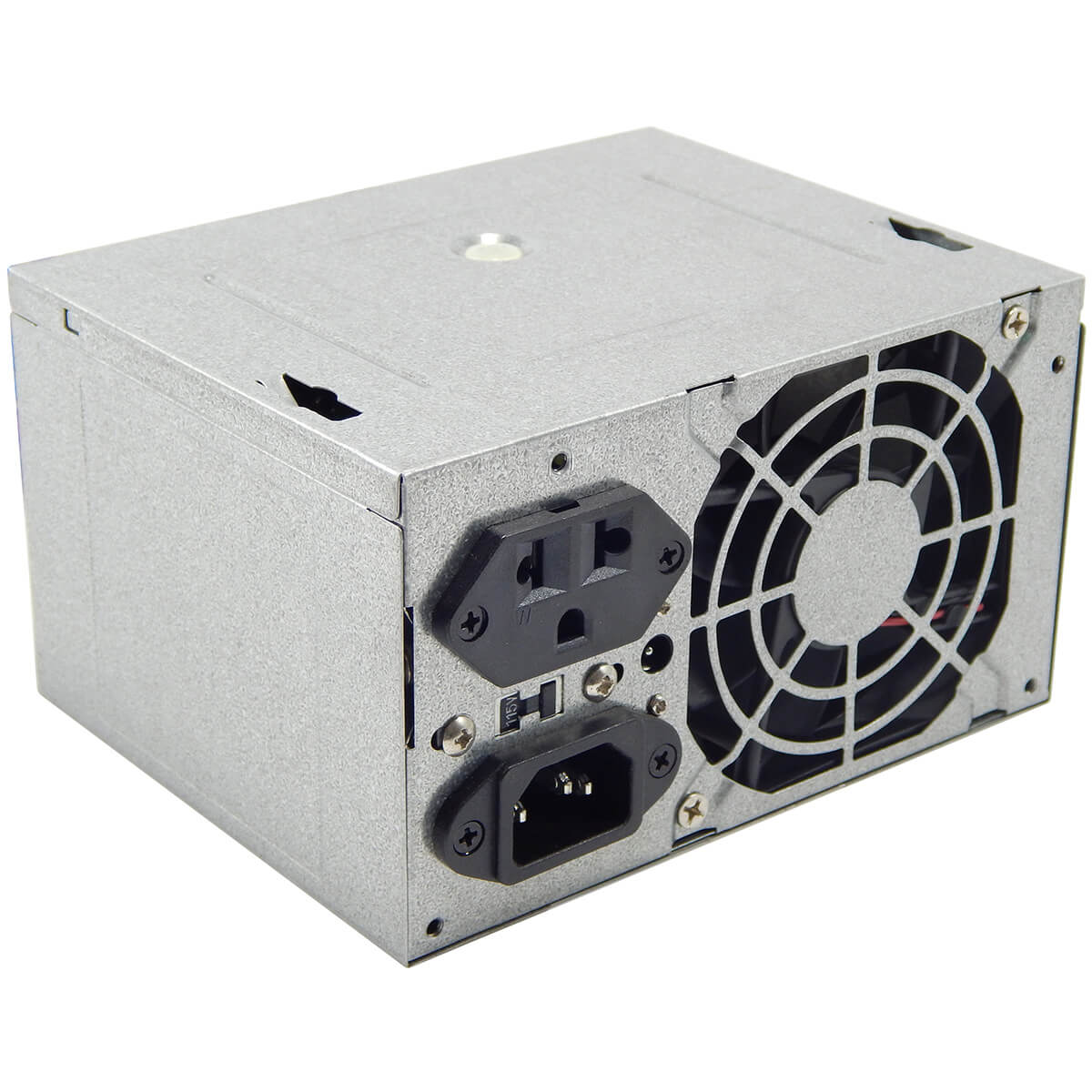 Fonte Atx Ever Power PX-250EOE2N 250w Reais 20 Pinos - Usada