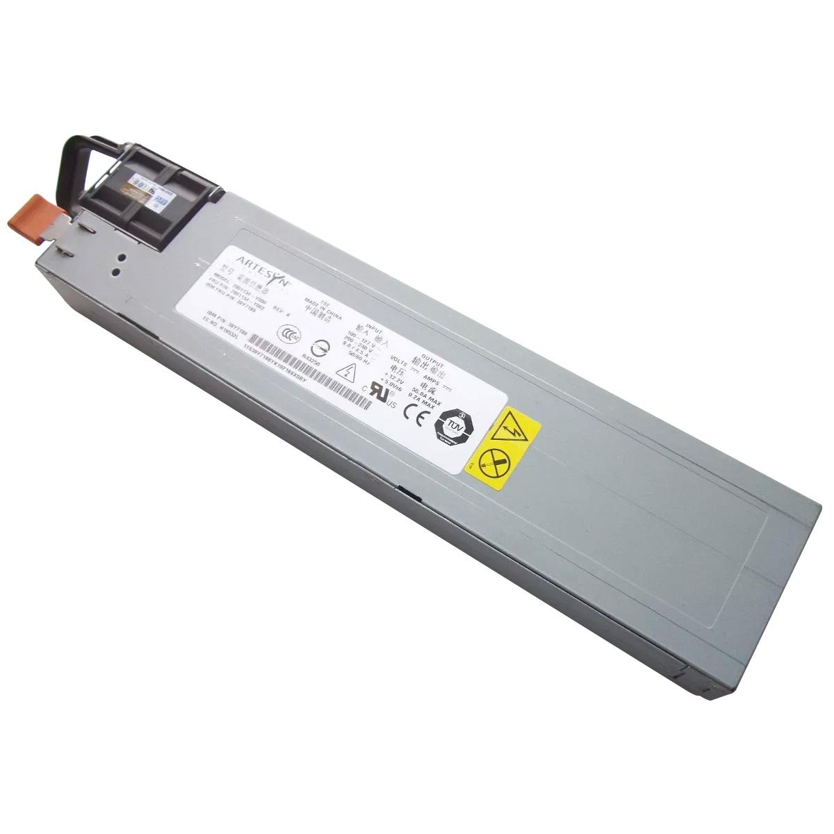 Fonte Servidor IBM X3550 670w Artesyn 7001134-Y000 7001134-y002 / 39y7188 - Usada