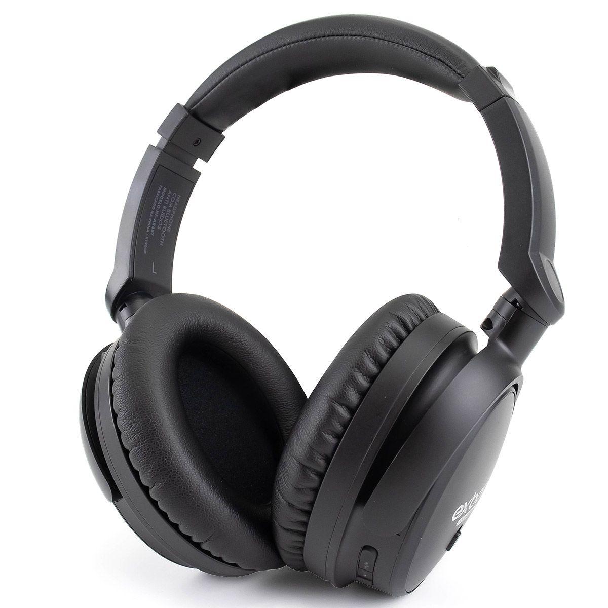 Headphone Bluetooth com Noise Cancelling Exbom HF-AR6BT