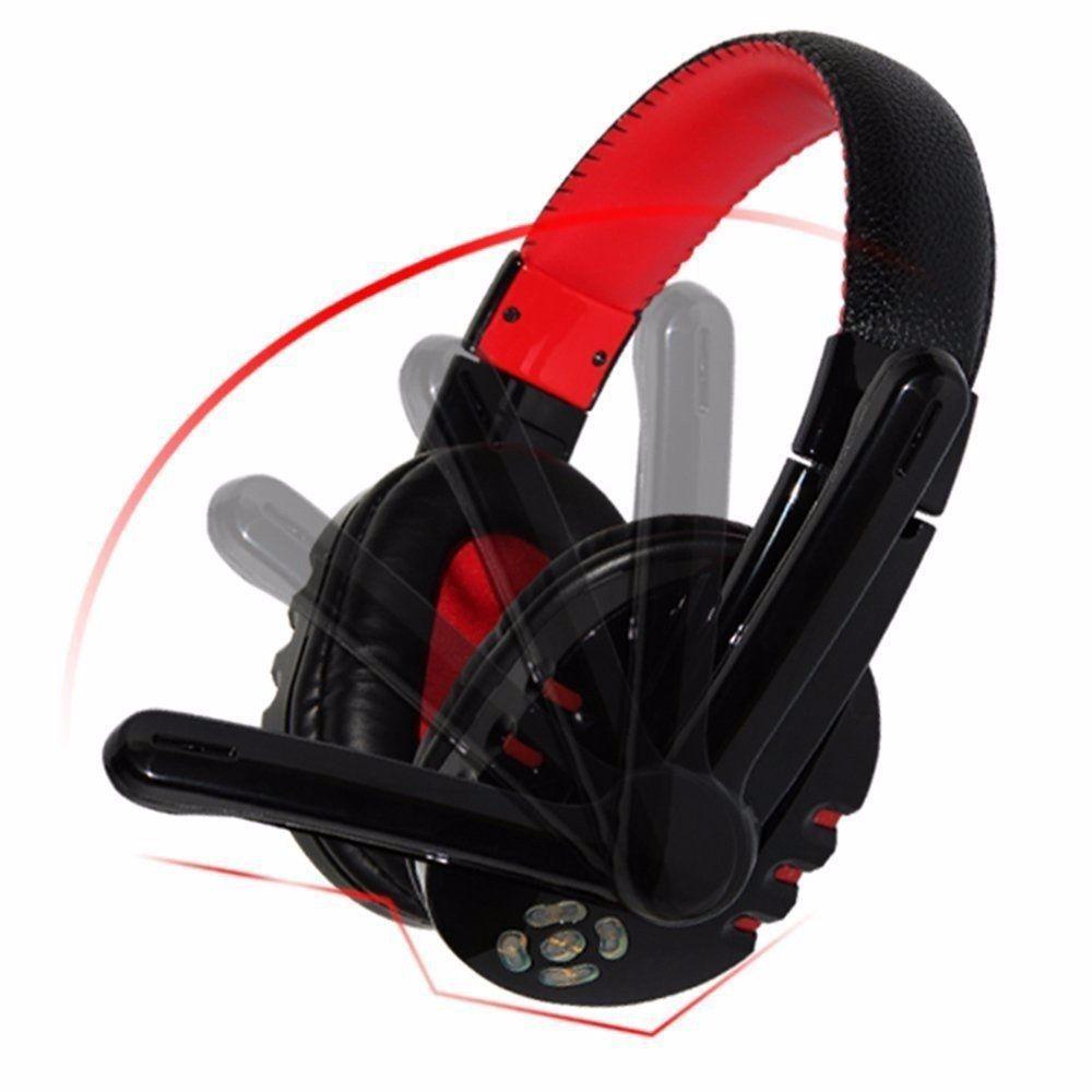 Headset Gamer Sem Fio Bluetooth com Microfone Eletro Q8