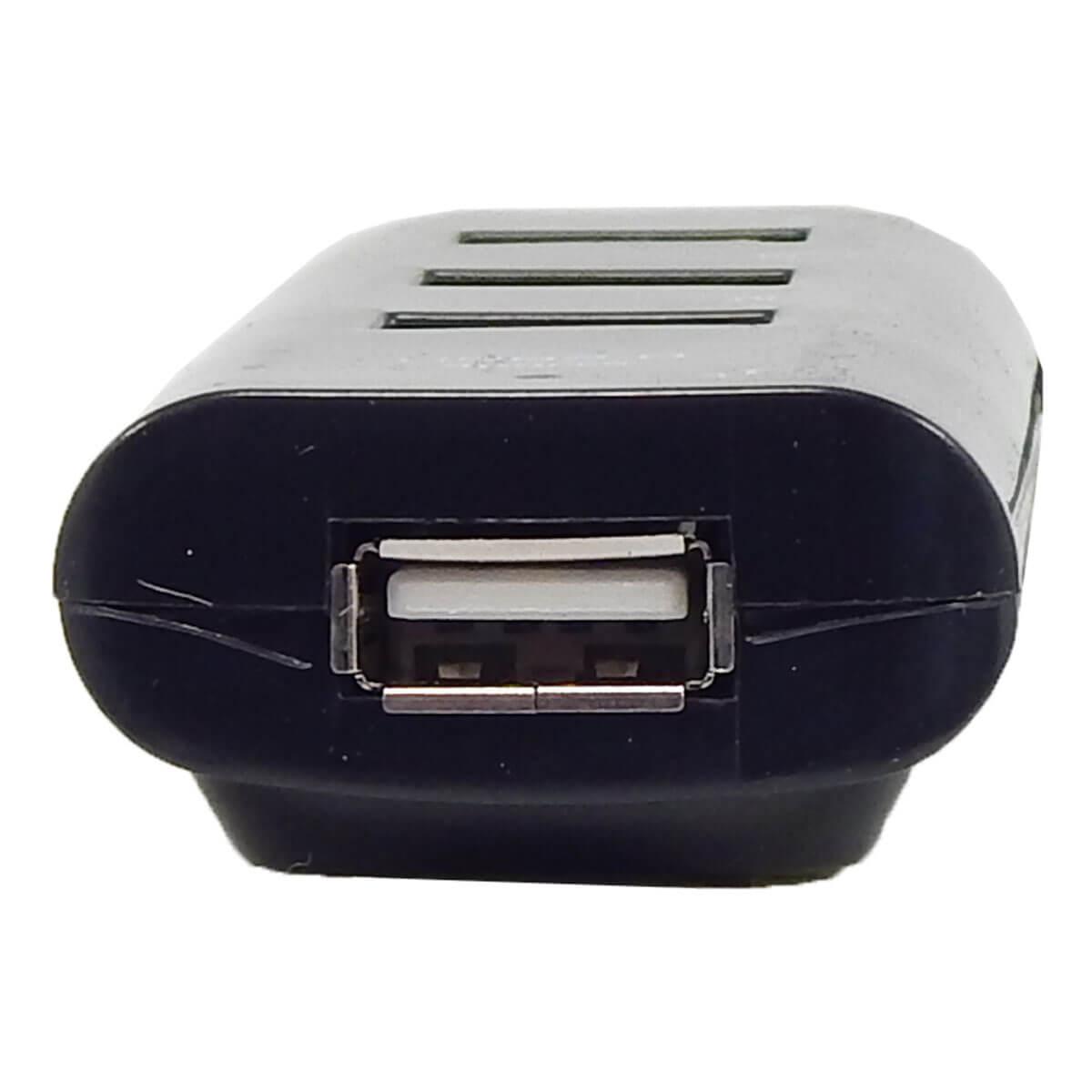 Hub USB 2.0 com 4 Portas