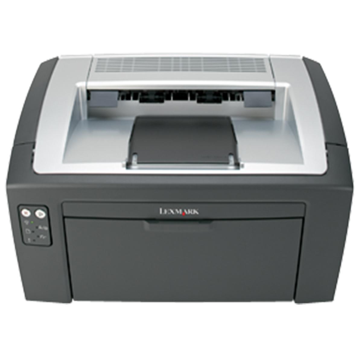 Impressora Laser Monocromática Lexmark E120N COM Toner - Seminova