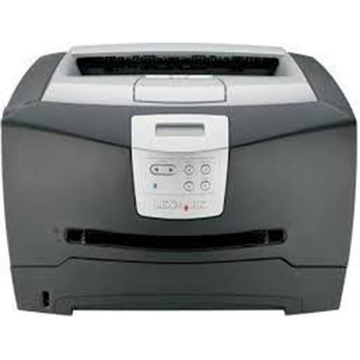 Impressora Laser Monocromática Lexmark E342 SEM Toner - Seminova