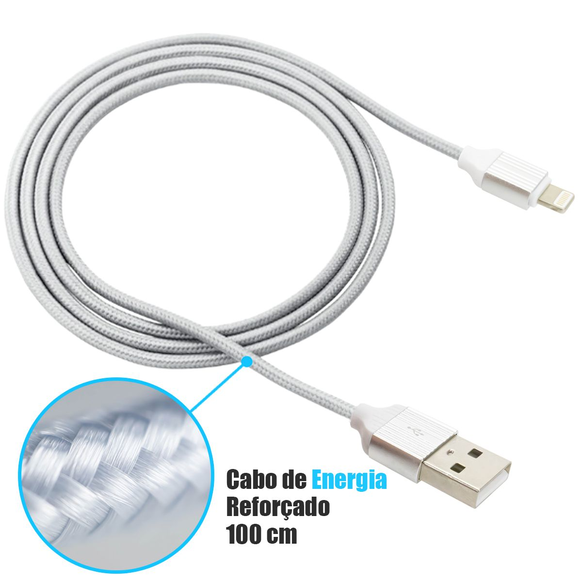 KIT 10x Carregador Veicular Turbo Quick Charge 3.0 36w para Iphone Lightning B-Max BM8611
