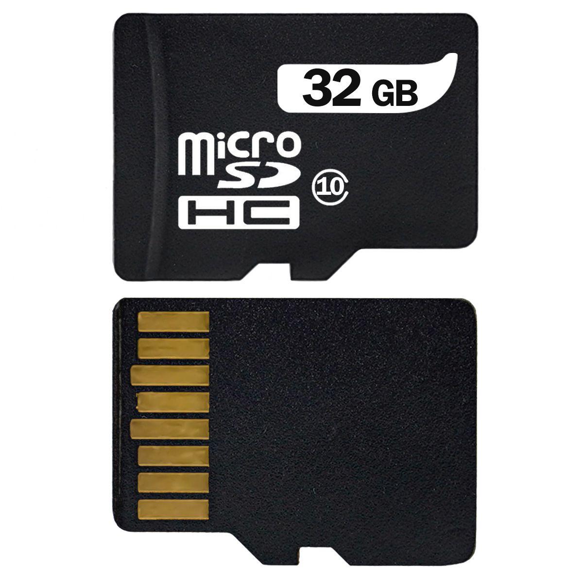 KIT 5x Cartão de Memória 32GB MicroSD Classe 10 Leboss LB-M03