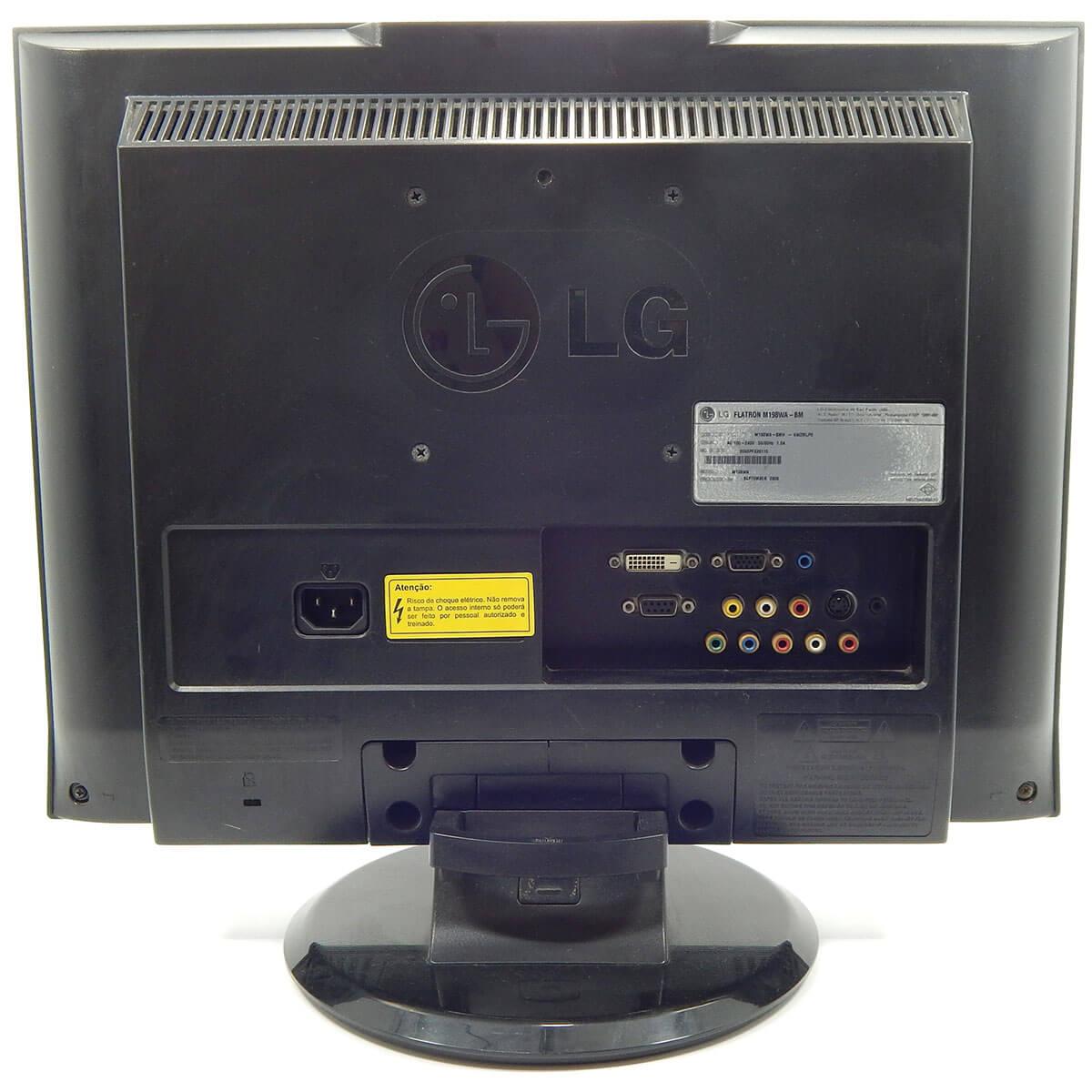 Monitor LG Flatron M198WA-BM