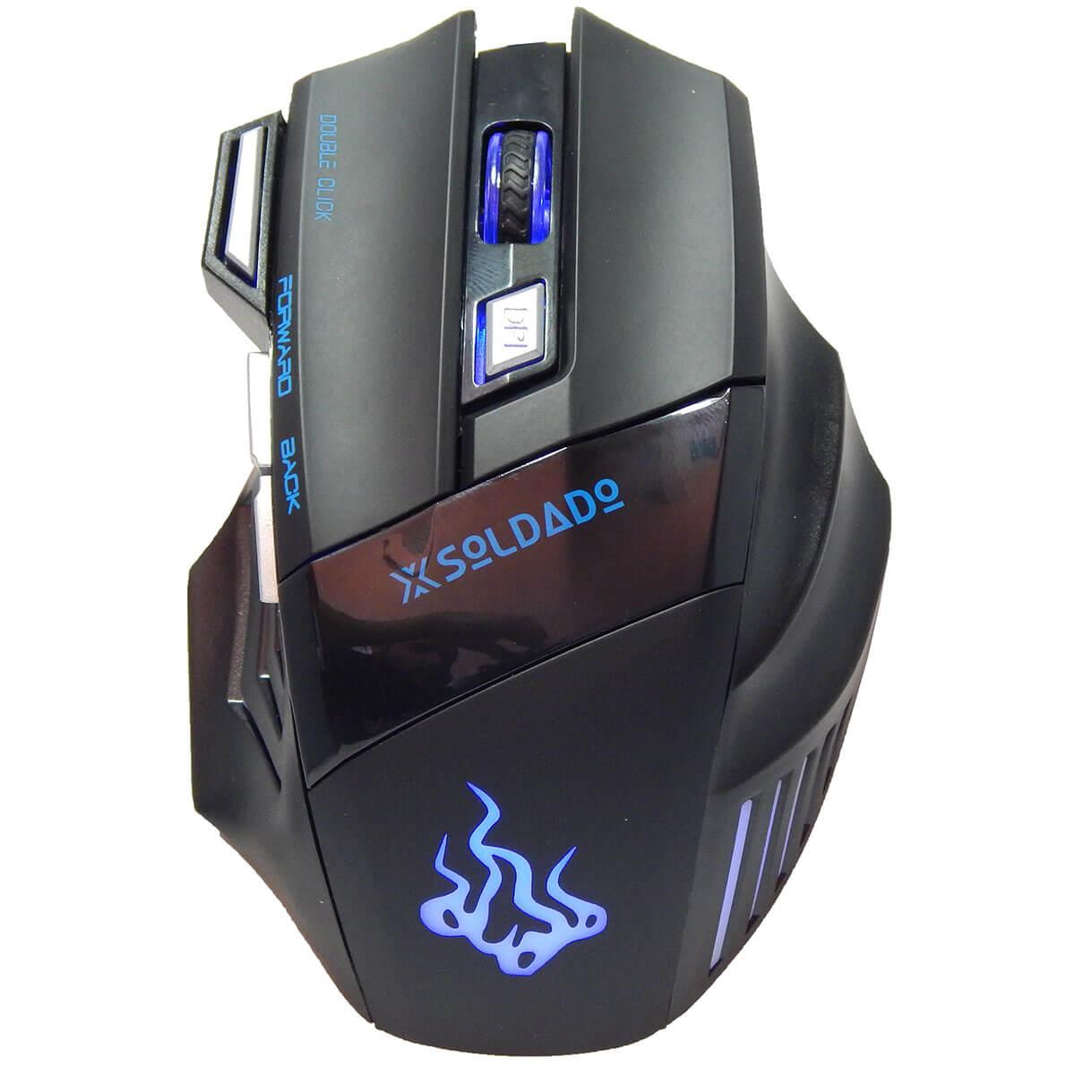 Mouse Gamer Usb 7D Extreme Infokit GM-700