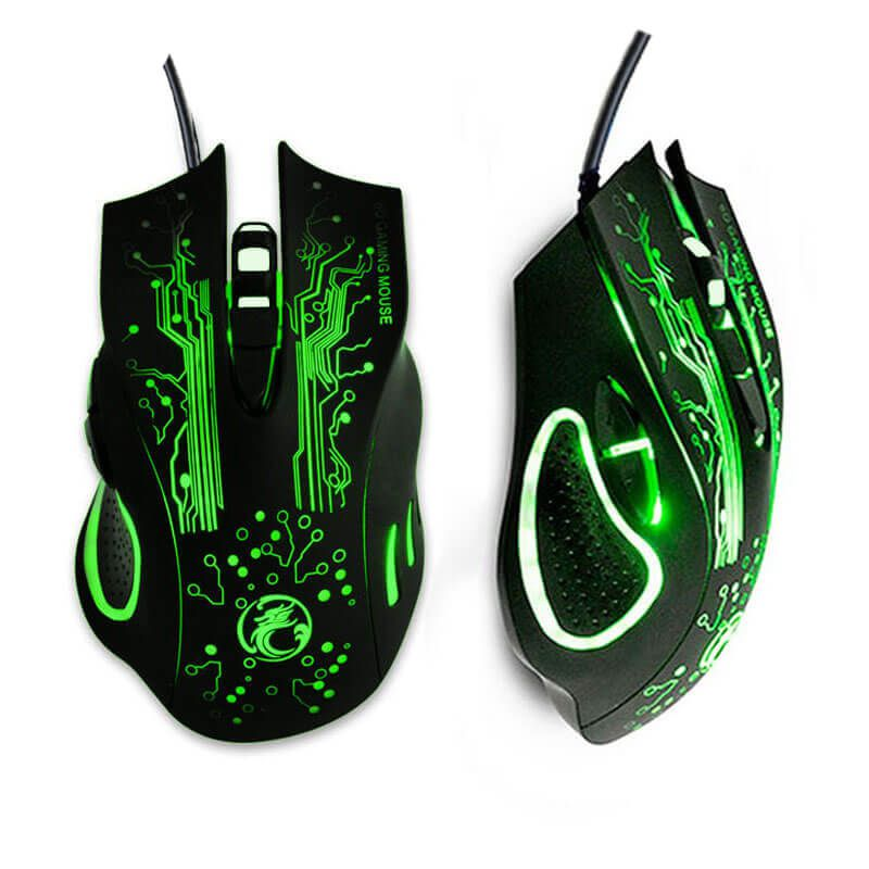 Mouse Gamer Usb Estone X9