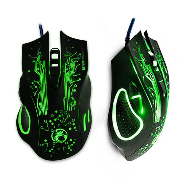 Mouse Gamer Usb Estone X9