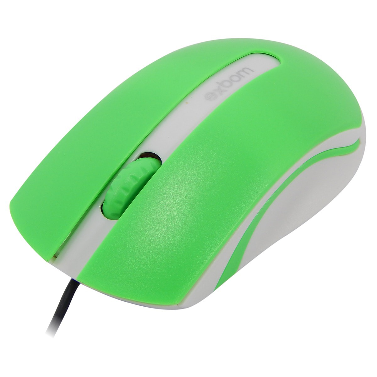 Mouse Otico Usb Gamer 3D Exbom MS-50