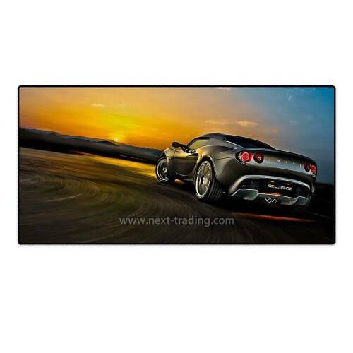 Mouse Pad Gamer Extra Grande Exbom MP-7035C com 700 x 350 x 3 mm