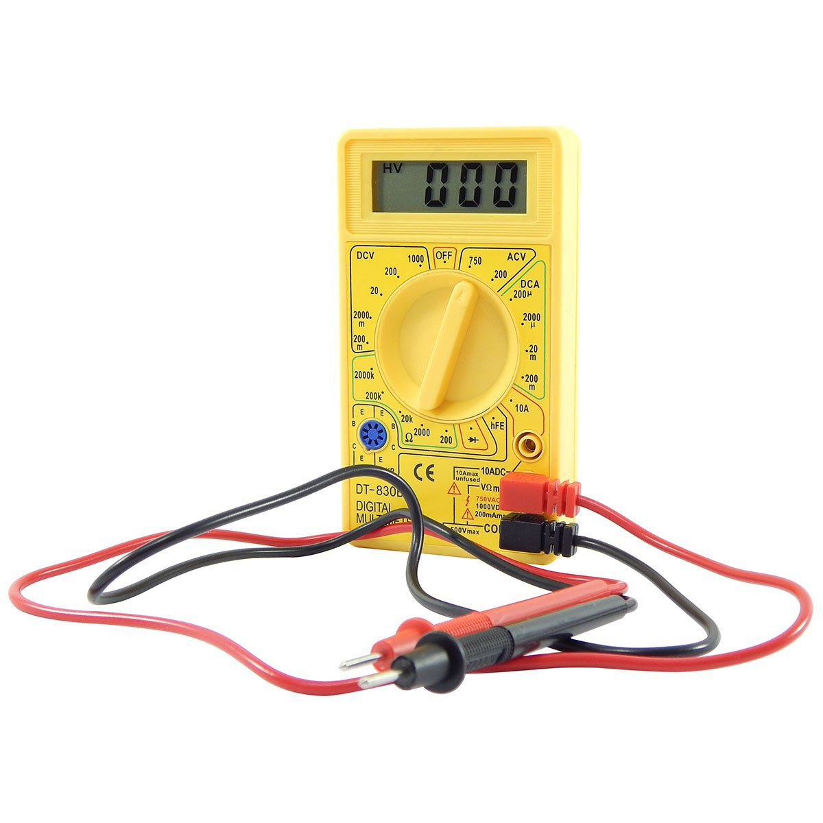 Multimetro Digital DT-830B