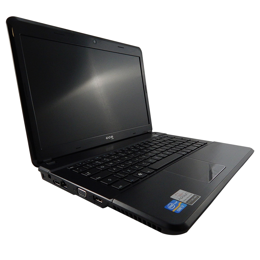 Notebook CCE X745 I7-3612qm 4gb 500gb DVD - Seminovo