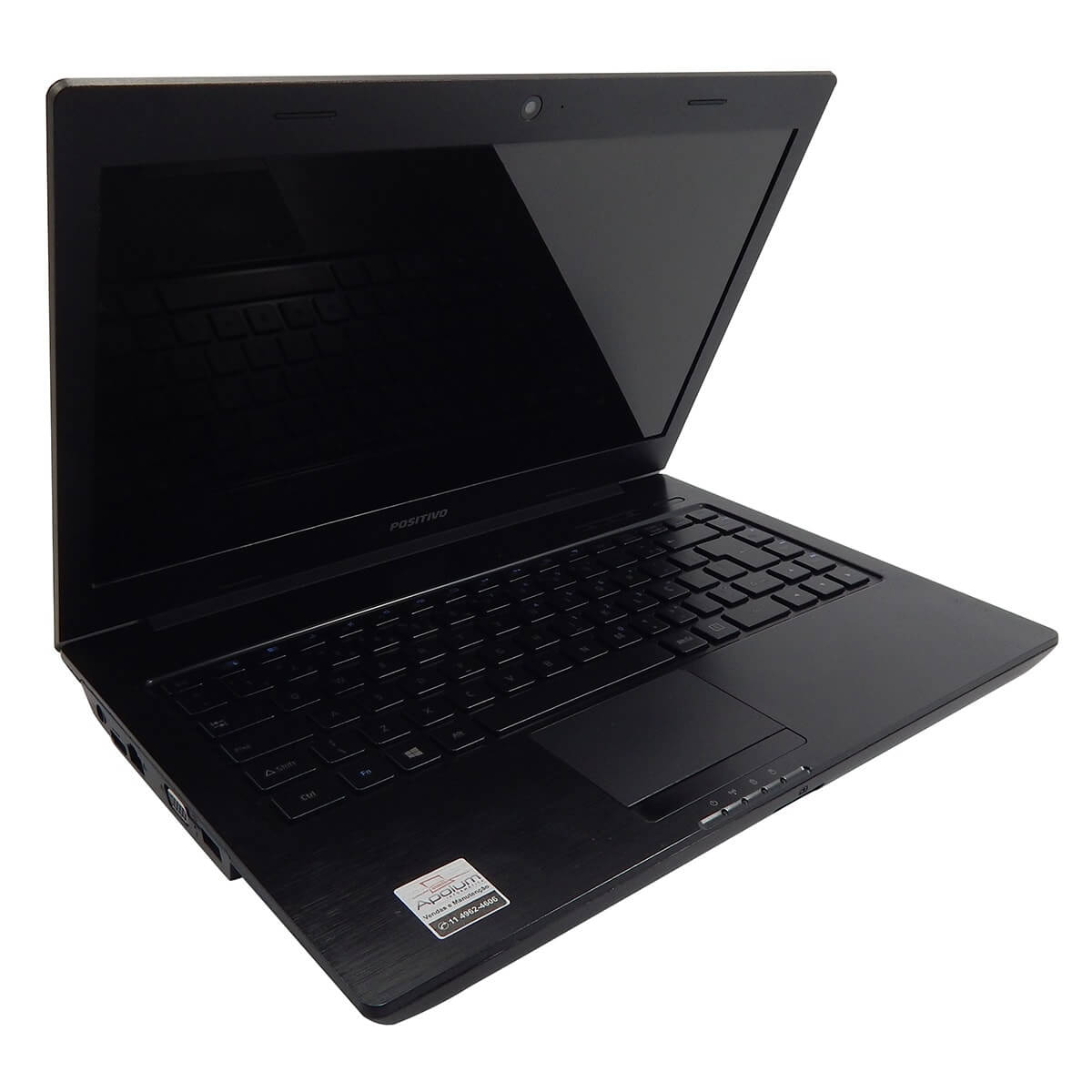 NOTEBOOK POSITIVO SIM 3060m I3-3110M 6Gb 500Gb HD - Seminovo