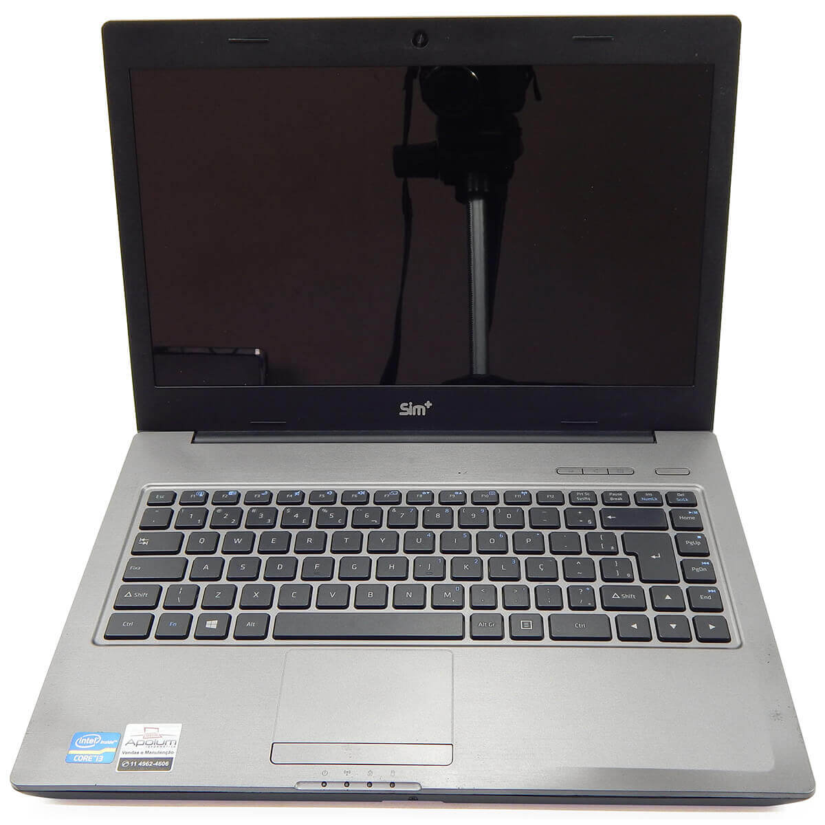 NOTEBOOK POSITIVO SIM 5020m I3-3110M 6Gb 500Gb HD Dvd - Seminovo