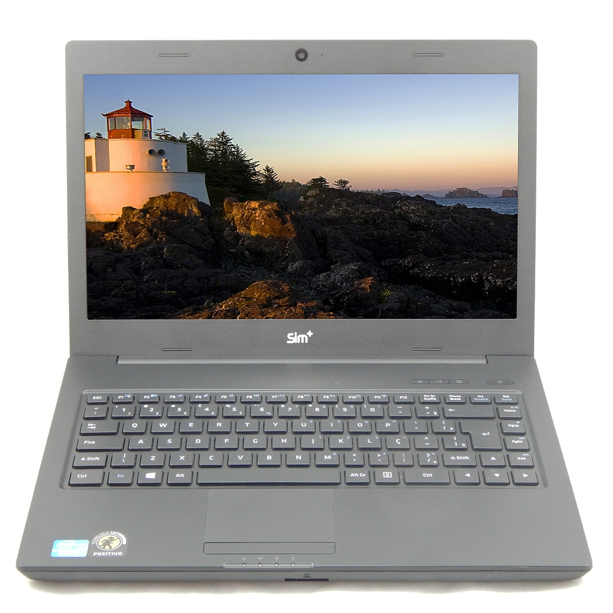 NOTEBOOK POSITIVO SIM 6120M I5-3320 8Gb 500Gb HD Dvd - Seminovo