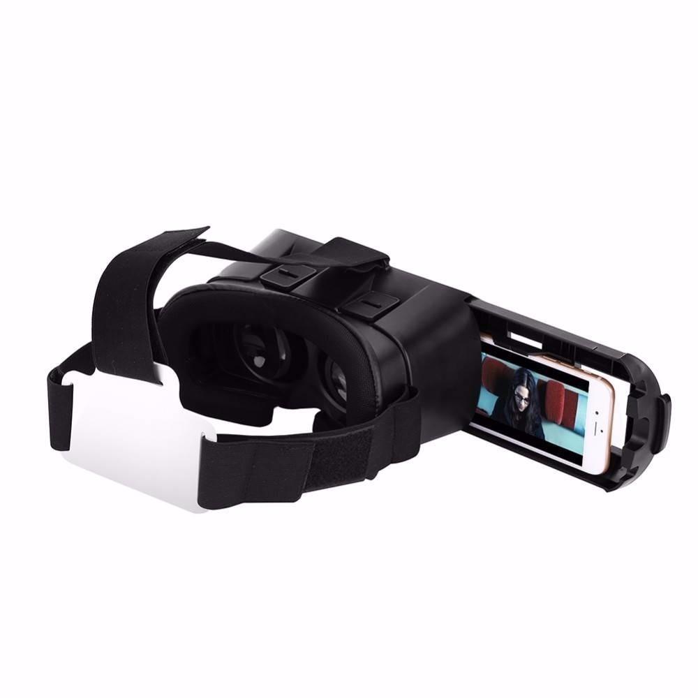 Óculos VR Box 2.0 Android IOS c/ Controle Bluetooth