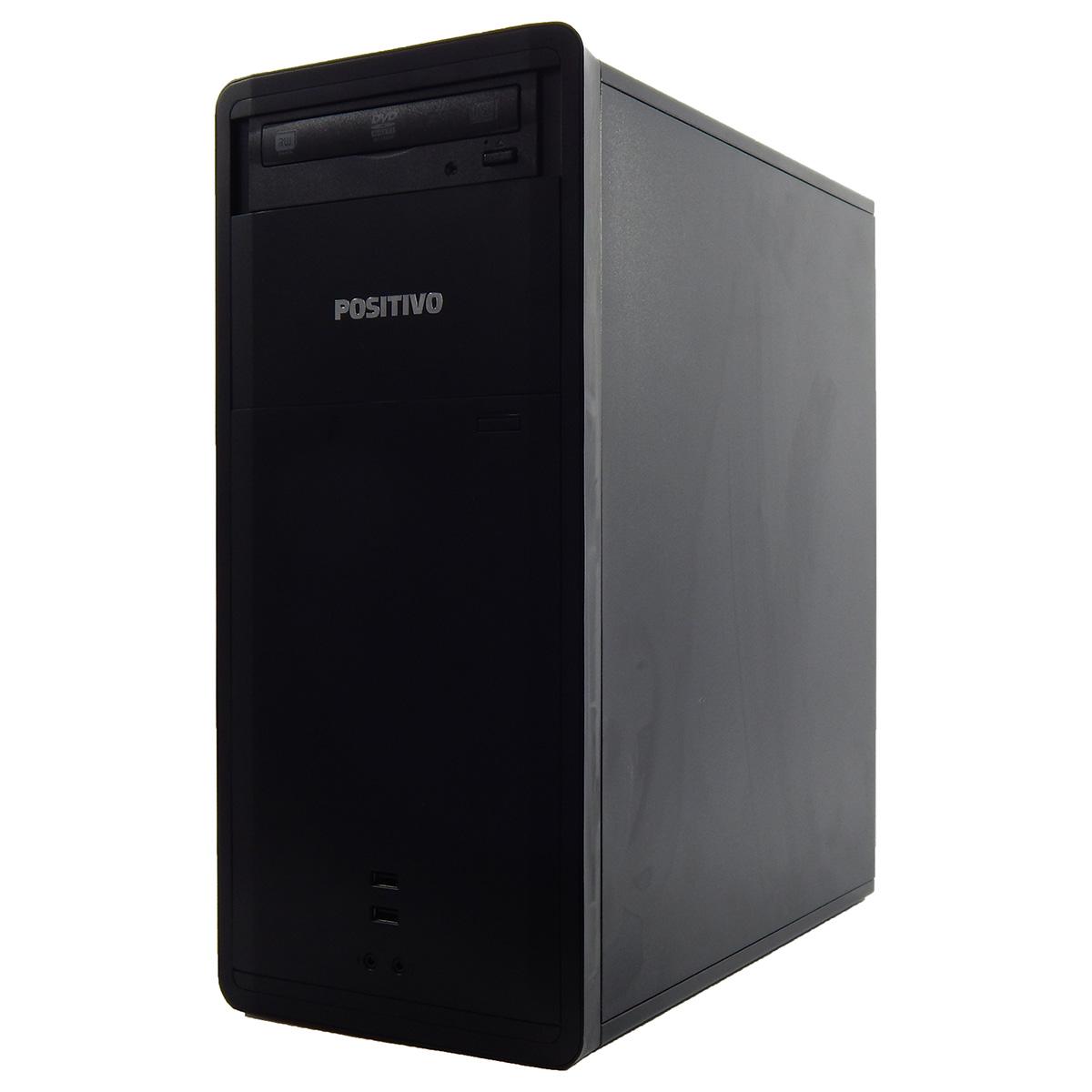 PC POSITIVO PREMIUM DRI8432 I3-2120 4Gb 320Gb Gravador DVD - Reembalado