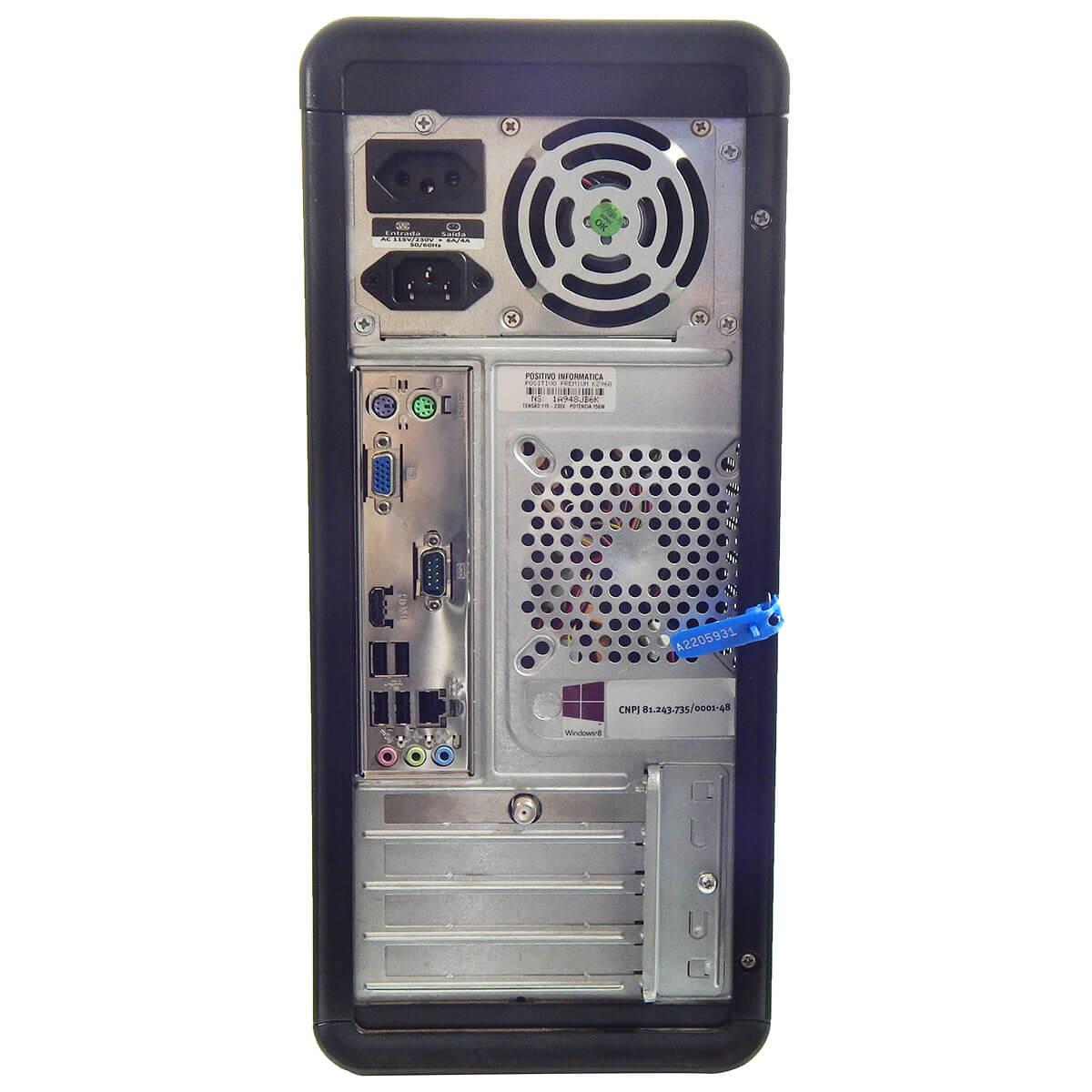 PC Positivo Premium PCTV K3210 CEL. 847/4G/320 - 1020311