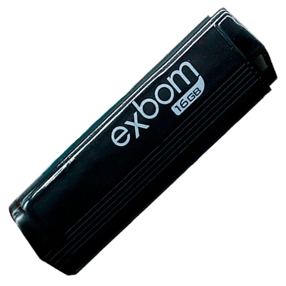 Pen Drive USB 16GB Exbom STGD-PD16G