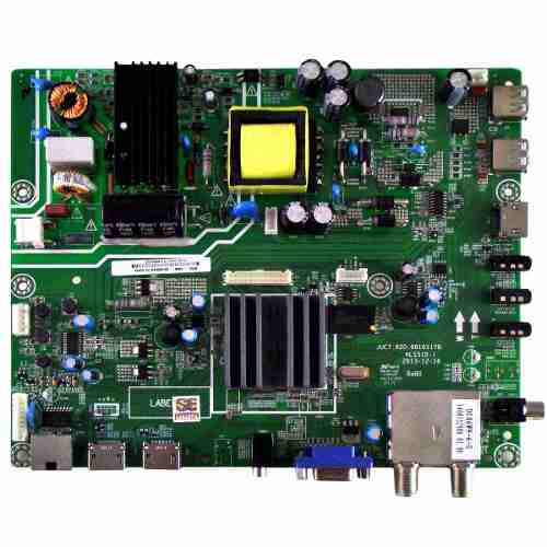 Placa de Sinal e Fonte TV Philco PH32U20DSG VA SWA - Nova