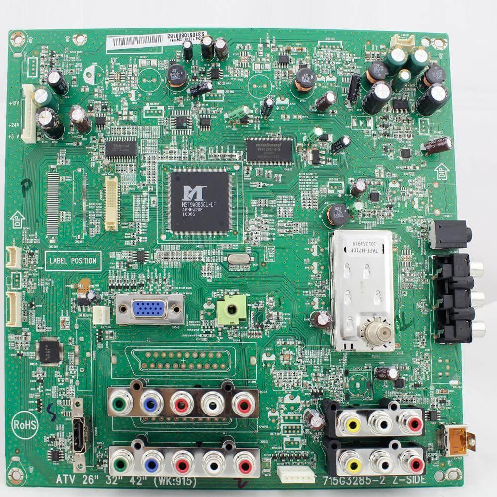 Placa de Sinal TV Philco Pn 715G3285-2 - Nova