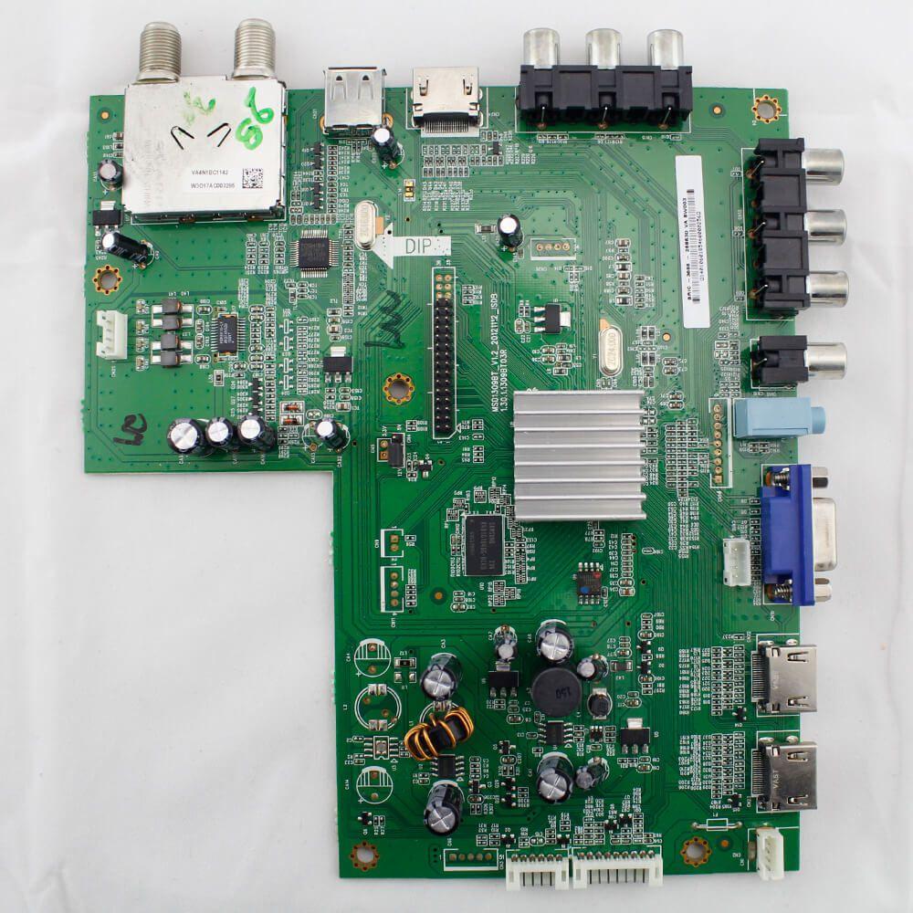 Placa de Sinal TV Philco Pn MSD1309BT V1.2 - Nova