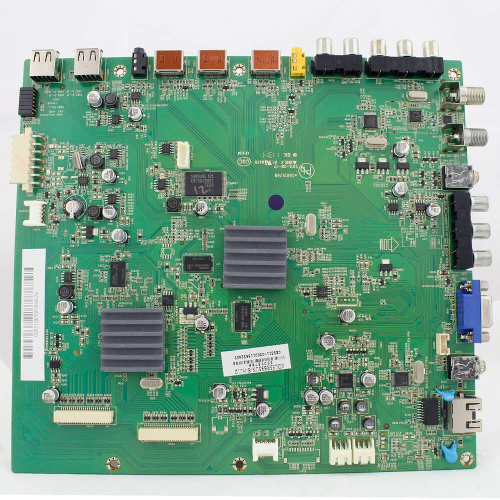 Placa de Sinal TV Toshiba Cod. 35015769 - Nova