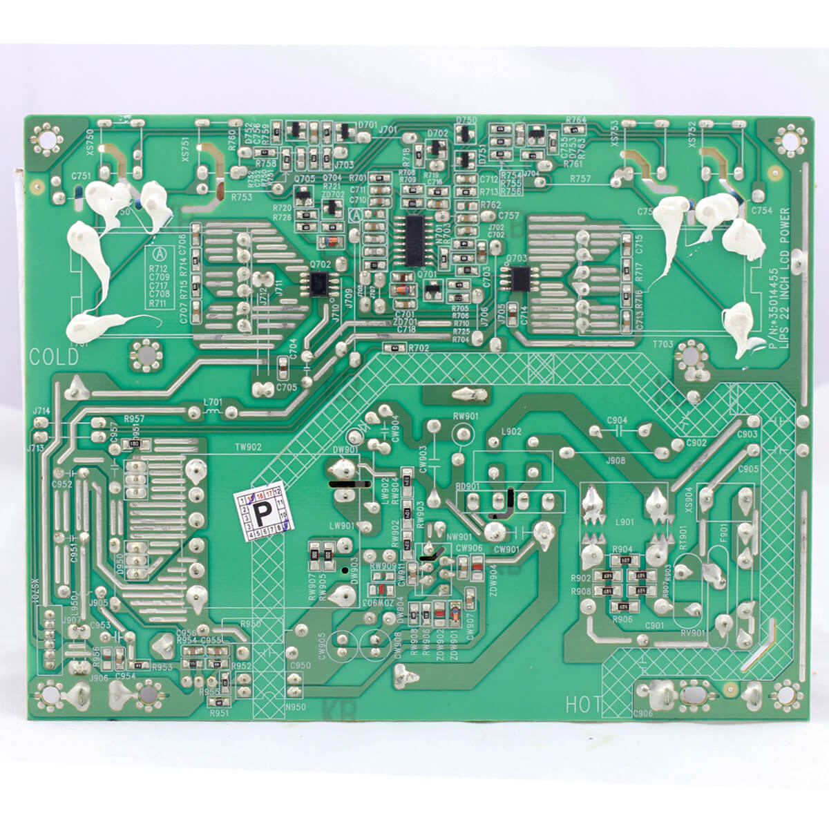 Placa Fonte de Monitor Toshiba LC1945W Pn KIP060I04-01 (34006705) - Nova