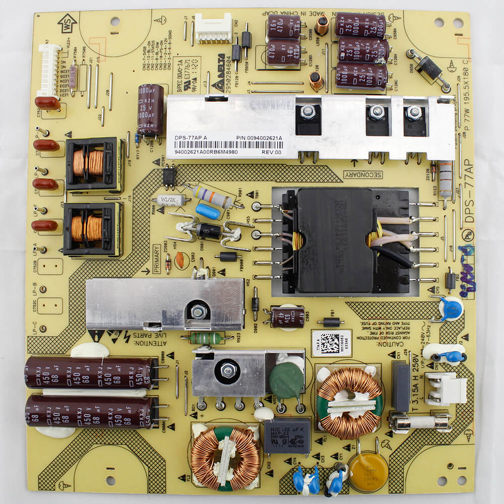 Placa Fonte TV Hbuster Pn DPS-77AP - Nova