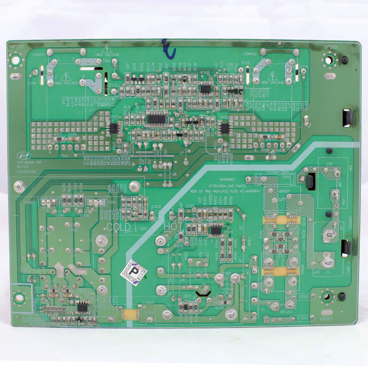 Placa Fonte TV Philco L24D10 Pn SHP2404A-101 - Nova