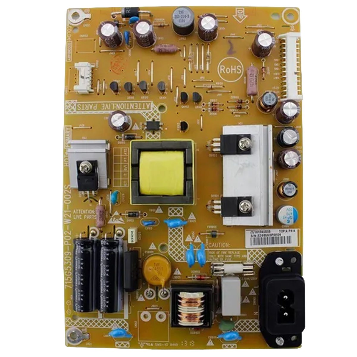 Placa Fonte TV Philips Pn 715g5309-p02-w21-002s - Nova