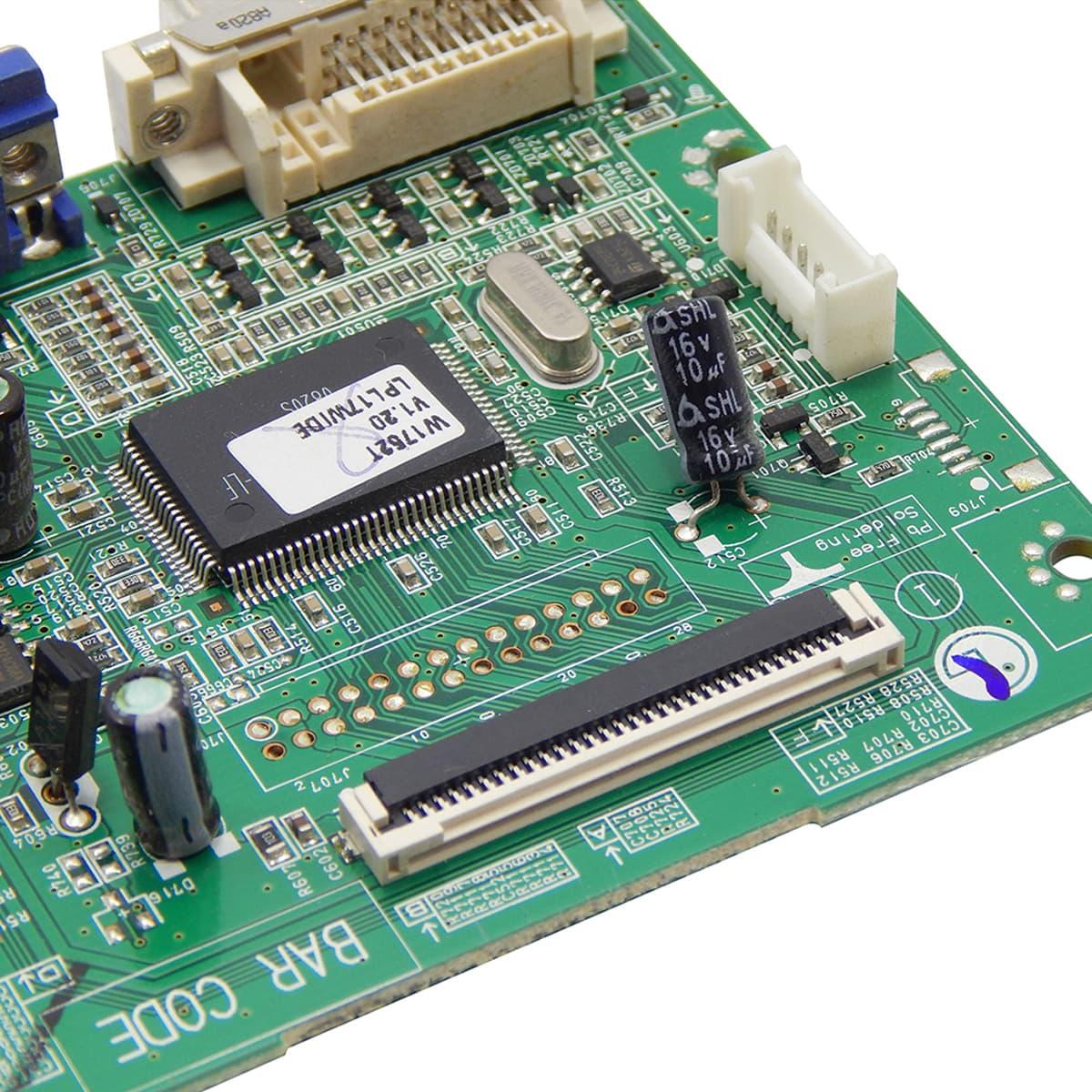 Placa Logica Do Monitor Lg Flatron W1752 T Pf