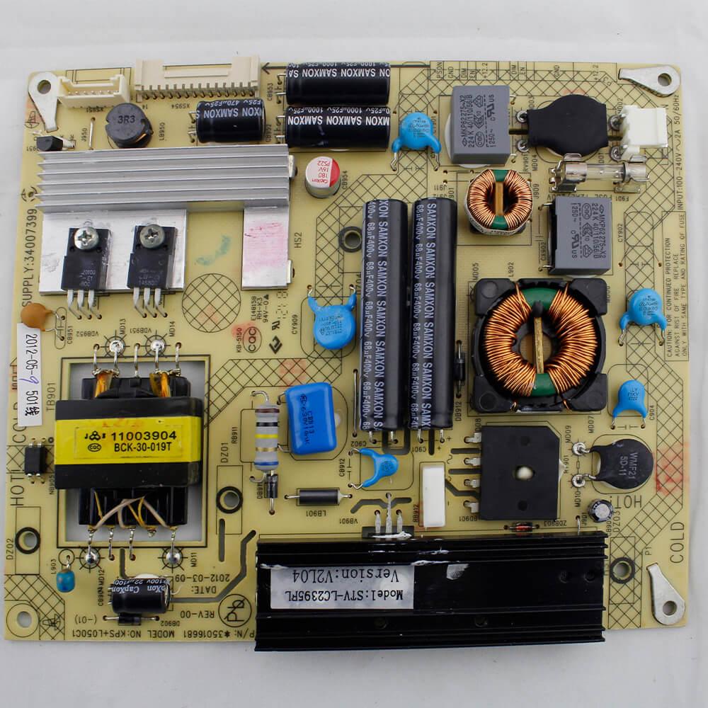 Placa Fonte TV Toshiba LE-245 Pn KPS+L050C1 (35016681) - Nova