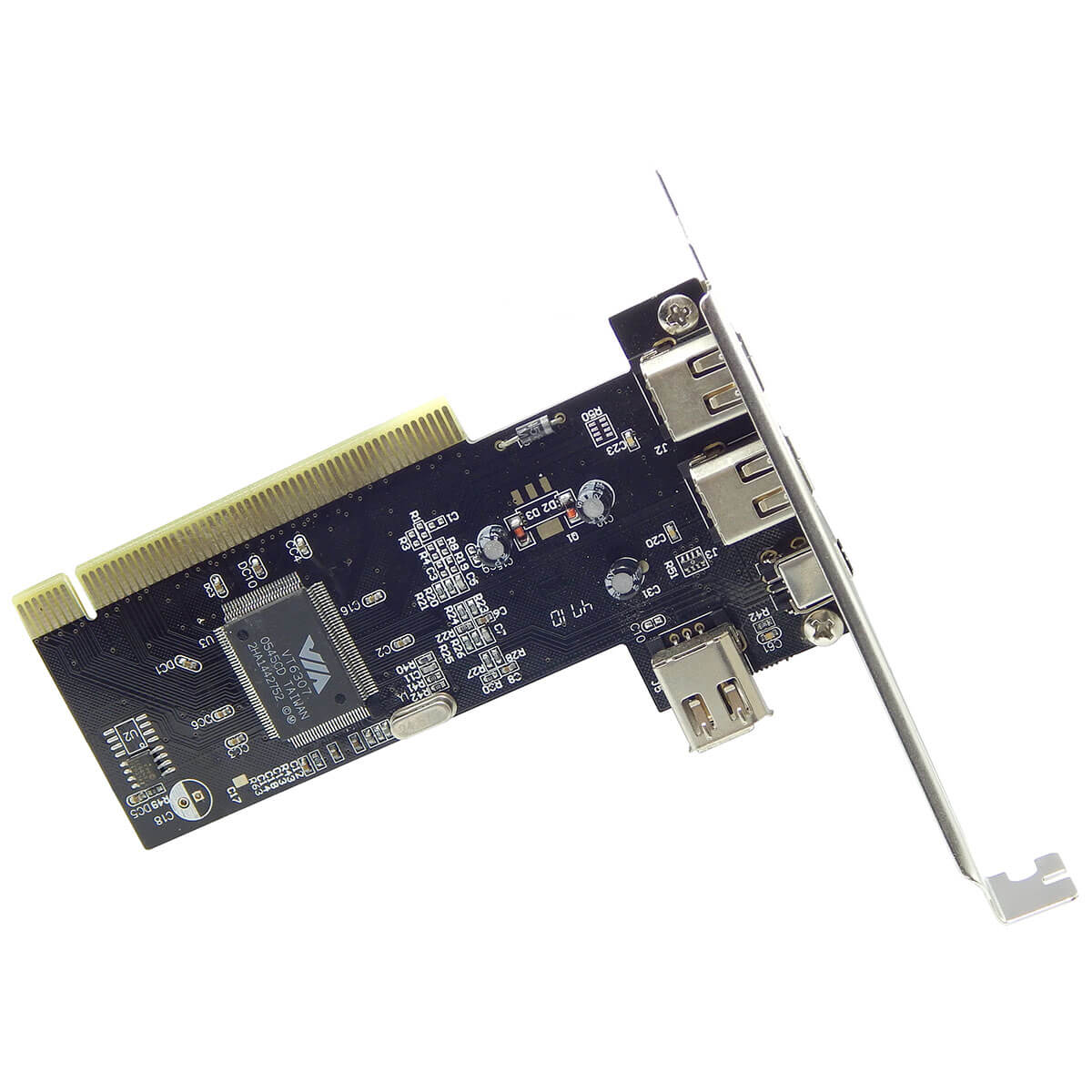 Placa PCI IEEE 1394 Via